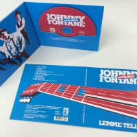 "CD - Johnny Fontane ""Lemme Tell Ya!"""